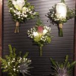 buttonholes, wedding guest, mother of the groom, mother of bride