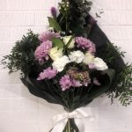 gift bouquet, flat backed